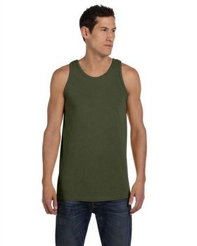 Authentic Pigment 1976 Men's Pigment-Dyed Cotton Tank