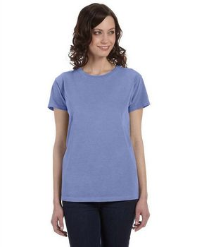 Authentic Pigment 1977 Women's Pigment-Dyed & Direct-Dyed Ringspun T-Shirt