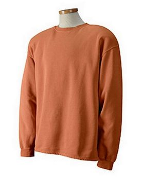 Authentic Pigment 1983 Men's Pigment-Dyed Boxy Crew