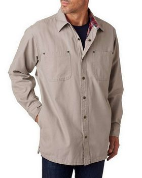 Backpacker BP7006 Men's Canvas Shirt Jacket