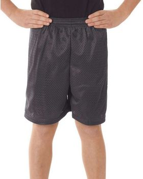 Badger 2207 Youth 6 Mesh Shorts