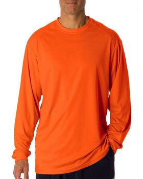 Badger 4104 Long-Sleeve Performance Tee