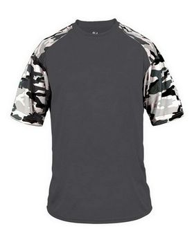 Badger 4141 Adult Camo T-Shirt