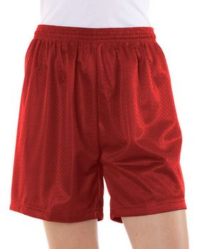 Badger 7216 Ladies' 5'' Inseam Pro Mesh Shorts