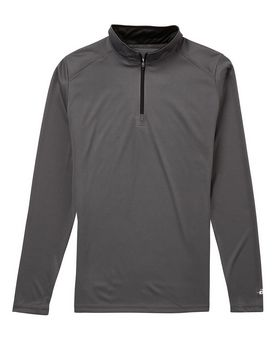 Badger BD4103 B-Core Ladies Quarter Zip Pullover