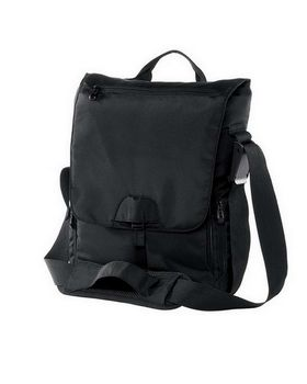BAGedge BE043 Vertical Messenger Tech Bag