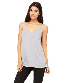 Bella + Canvas 8838 Ladies Slouchy Tank - Shop at ApparelnBags.com