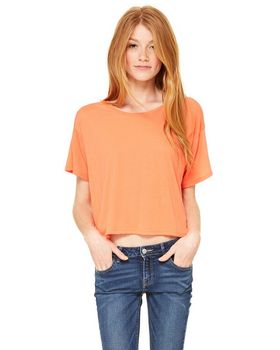 Bella + Canvas B8881 Ladies Boxy T-Shirt