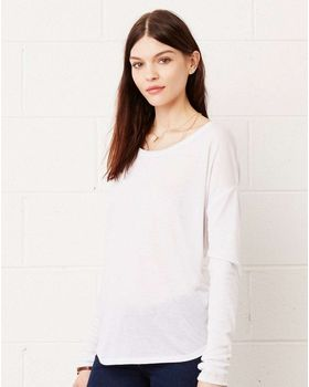 Bella + Canvas B8852 Womens Long Sleeve Tee