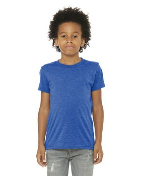 Bella + Canvas BC3413Y Youth Triblend Short Sleeve Tee