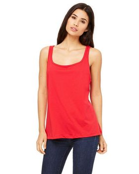 Bella + Canvas 6488 Ladies Relaxed Jersey Tank