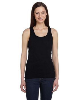 Bella + Canvas B4020 Ladies Organic Cotton 2x1 Rib Tank