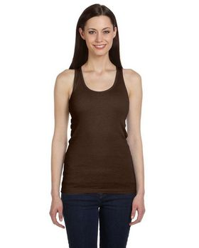 Bella + Canvas B4070 Ladies 2x1 Rib Racerback Tank