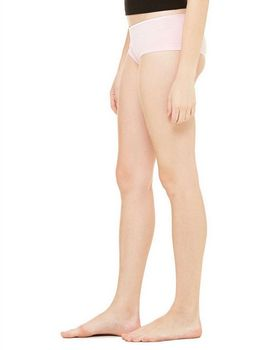 Bella + Canvas B491 Ladies Cotton/Spandex Shortie Panties