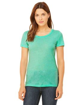 Bella + Canvas B8413 Ladies Cameron Tri-Blend T-Shirt