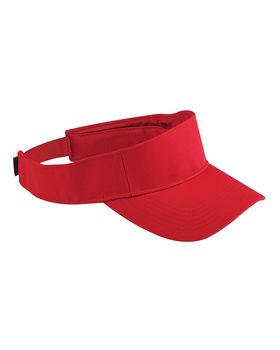 Big Accessories BX006 Cotton Twill Visor ... 49f2238c0e8