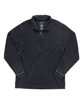 Boxercraft D03 Corduroy 1/4 Zip Pullover - Shop at ApparelnBags.com