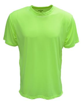 Bright Shield B109 Adult Performance Basic Tee