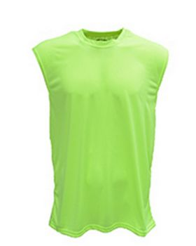 Bright Shield B199 Adult Performance Sleeveless Shooter Tee