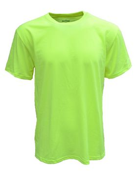 Bright Shield BS106 Adult Basic Tee - Shop at ApparelnBags.com