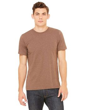 Bella + Canvas 3001C Mens Greenwich T-Shirt