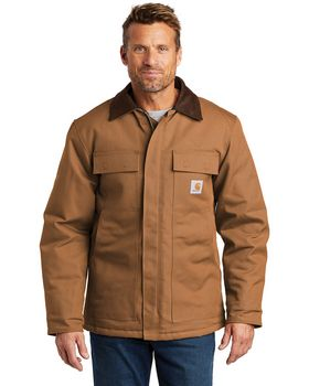 Carhartt CTC003 Duck Traditional Coat - Shop at ApparelnBags.com