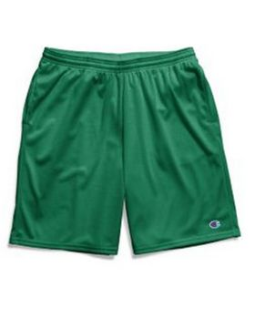 Augusta Sportswear Longer Length Wicking Shorts with Pockets 2X-Large from