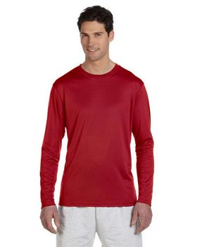 Champion CW26 Men's Double Dry Performance Long Sleeve T Shirt