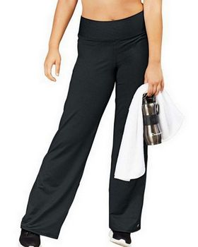 Champion QM0981 Womens Plus Semi-Fit Pants