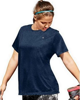 Champion QW0982 Womens Heather Tee