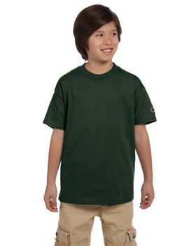 Champion T435 Youth Tagless T-Shirt