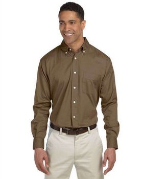 Chestnut Hill CH500 Men's 32 Singles Long Sleeve Twill
