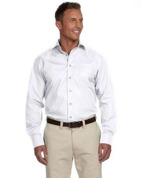 Chestnut Hill CH600C Men's Executive Performance Broadcloth