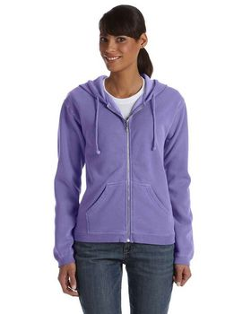 Chouinard 1598 Ladies Full Zip Hooded Sweatshirt