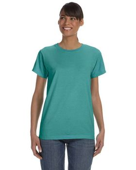 Chouinard 3333 Ladies Ring-Spun Cotton Tee