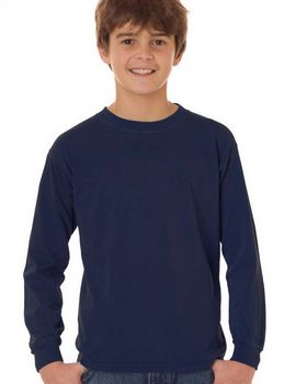 Chouinard 3483 Youth Long Sleeve T-Shirt