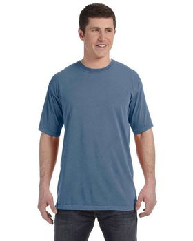 Chouinard 4017 Adult Garment-Dyed Ring-Spun Cotton Tee