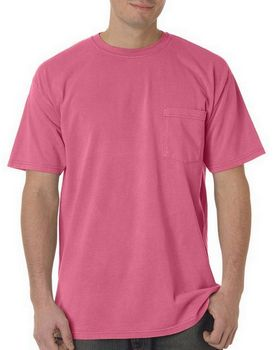 Chouinard 6030 Adult Heavyweight Pocket Tee