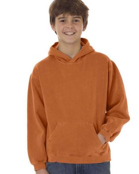 Chouinard 8755 Youth Hooded Sweatshirt