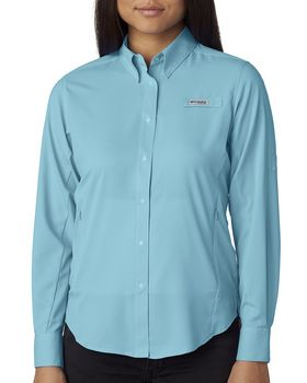 Columbia 7278 Ladies Tamiami II Long-Sleeve Shirt
