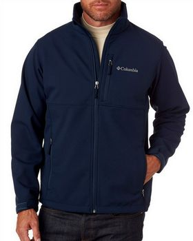 Columbia C6044 Mens Ascender Soft Shell - Shop at ApparelGator.com