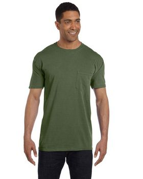Comfort Colors 6030 Adult Ring-Spun Pocket Tee