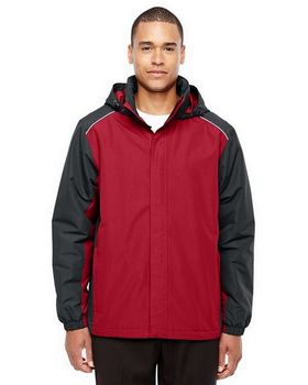 Core365 88225 Mens Inspire Colorblock All Season Jacket