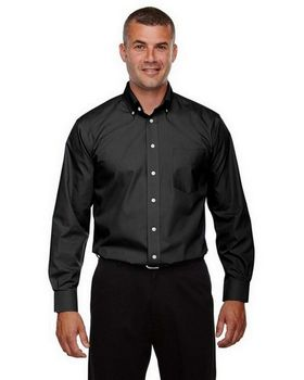 Devon & Jones D620T Mens Tall Crown Collection Solid Broadcloth Shirt