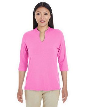 Devon & Jones DP188W Ladies Perfect Fit Neckline Top