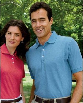 Devon & Jones D153GR Mens Recycled Pique Polo