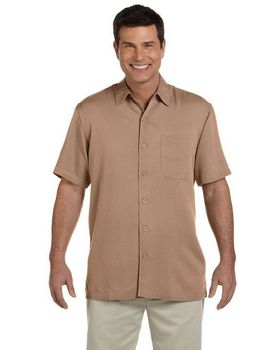 Devon & Jones D670 Mens Isla Camp Shirt