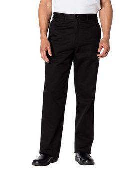 Dickies Chef DC16 Mens Classic Zip-Fly Dress Pant
