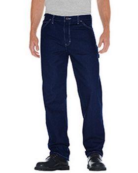 Dickies 1994 Unisex Relaxed Straight Fit Carpenter Denim Jean Pant