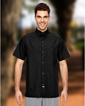 Dickies DC125 Cook Shirt with Chest Pocket